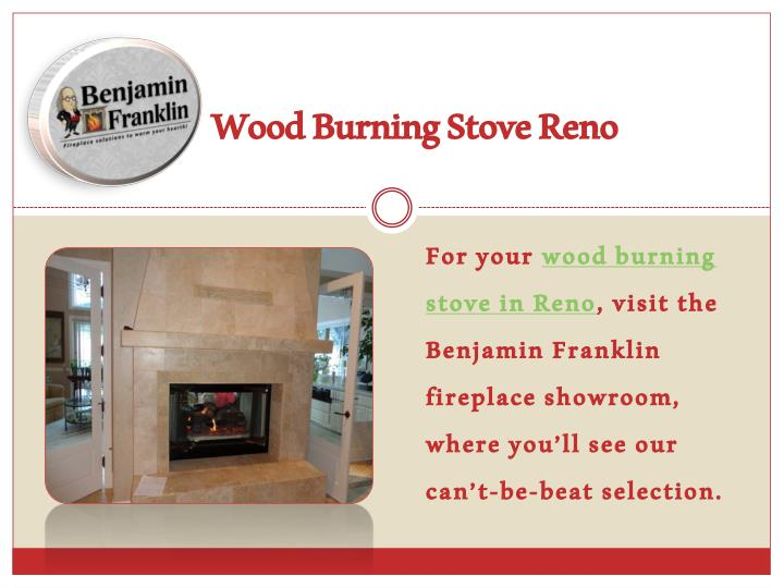 Wood Burning Stove Reno