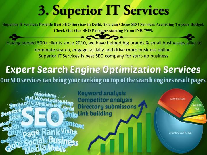 3. Superior IT Services