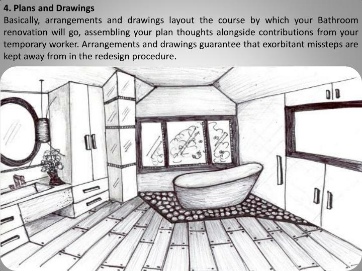 4. Plans and Drawings