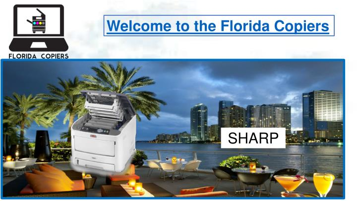 Welcome to the Florida Copiers