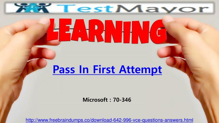Pass In First Attempt