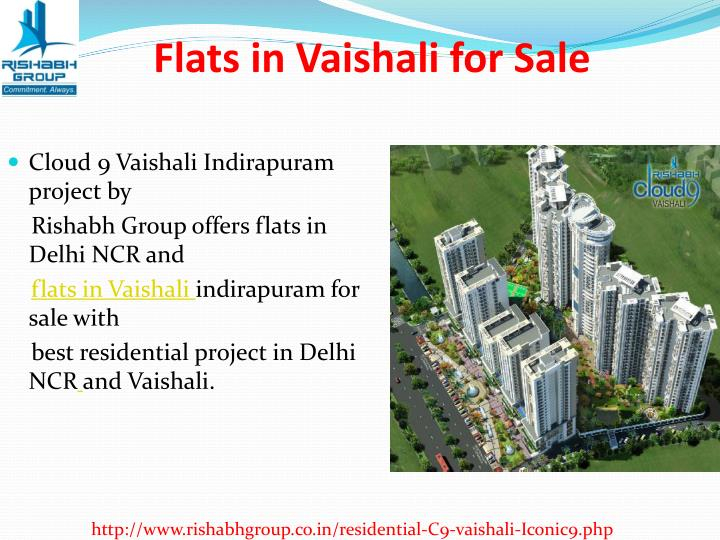 flats in vaishali for sale n.
