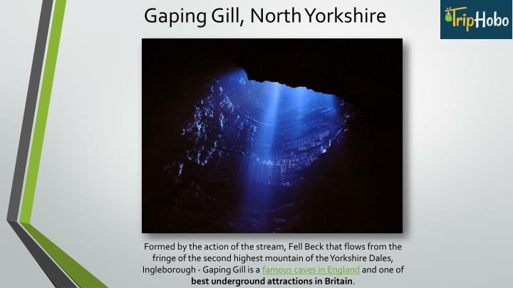 Gaping Gill, North Yorkshire