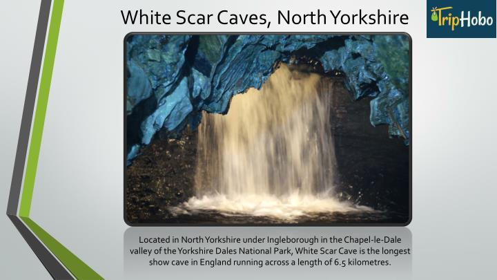 White Scar Caves, North Yorkshire