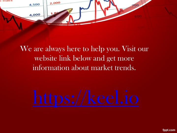 We are always here to help you. Visit our website link below and get more information about market trends.