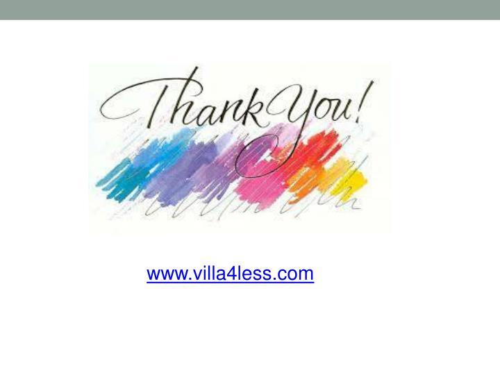 www.villa4less.com
