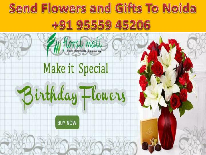 Send Flowers and Gifts To