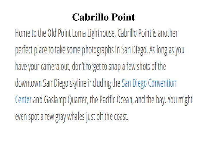 Cabrillo Point
