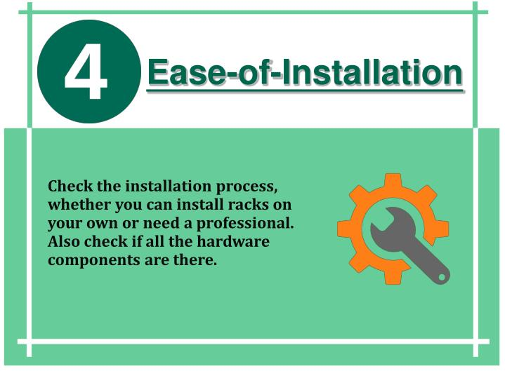 Ease-of-Installation