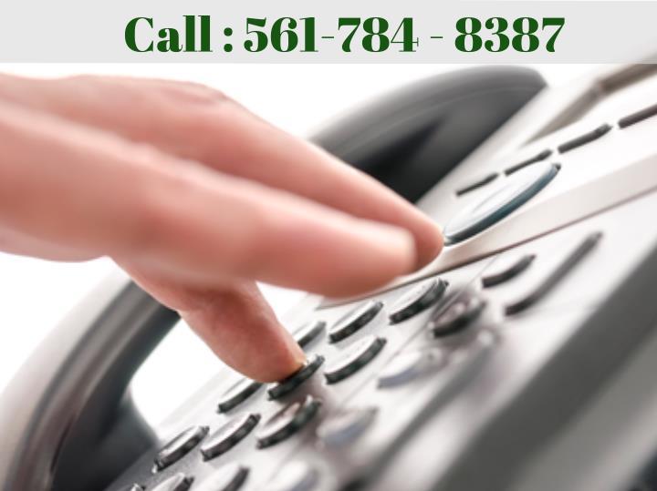 Call : 561-784 - 8387