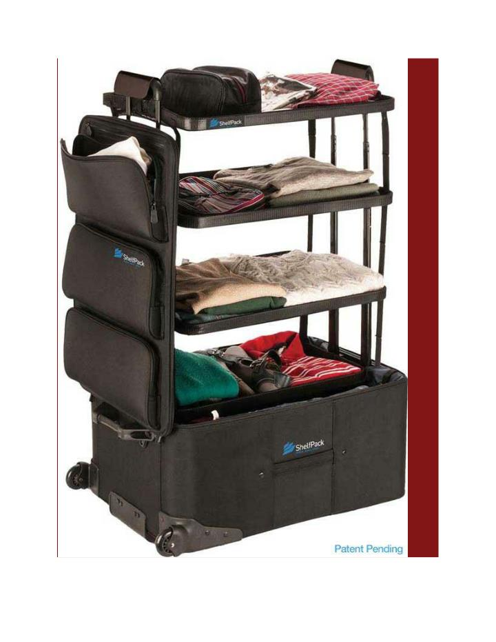 How shelfpack will help you have a worry free flight