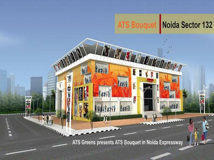 Ats bouquet premium 9910102009 office spaces and retail shops in noida