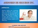 asesores de seguros inc4