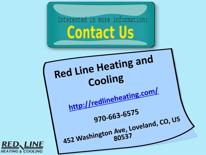 Red Line Heating and Cooling
