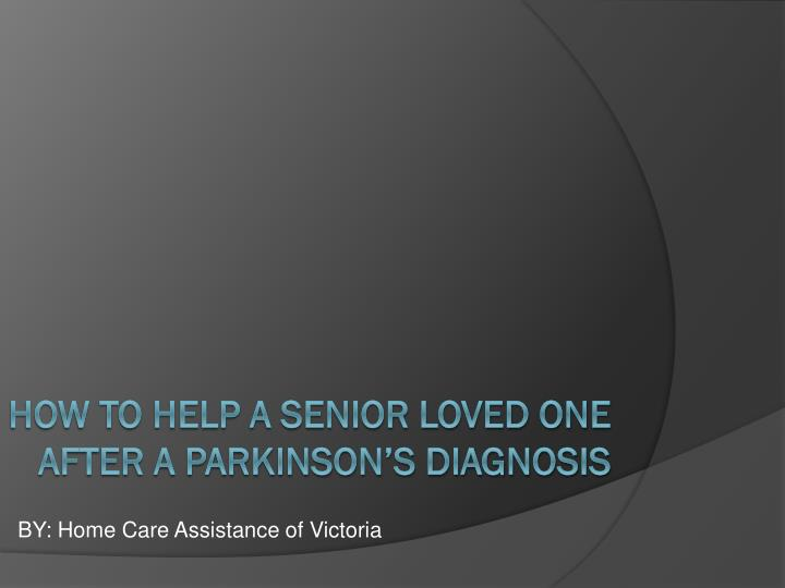 by home care assistance of victoria n.
