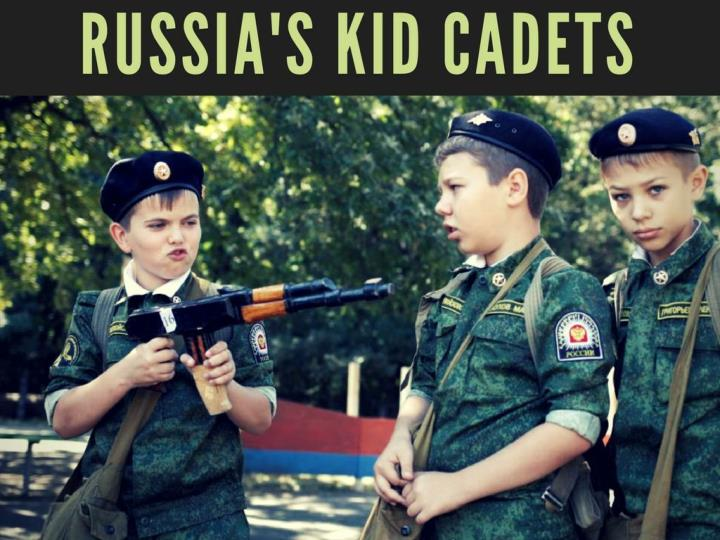 russia s child cadets n.