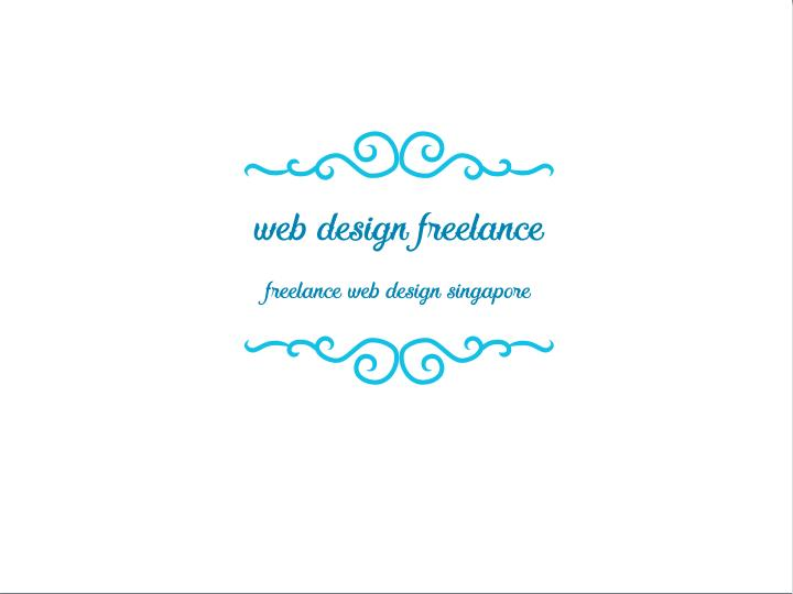 web design freelance