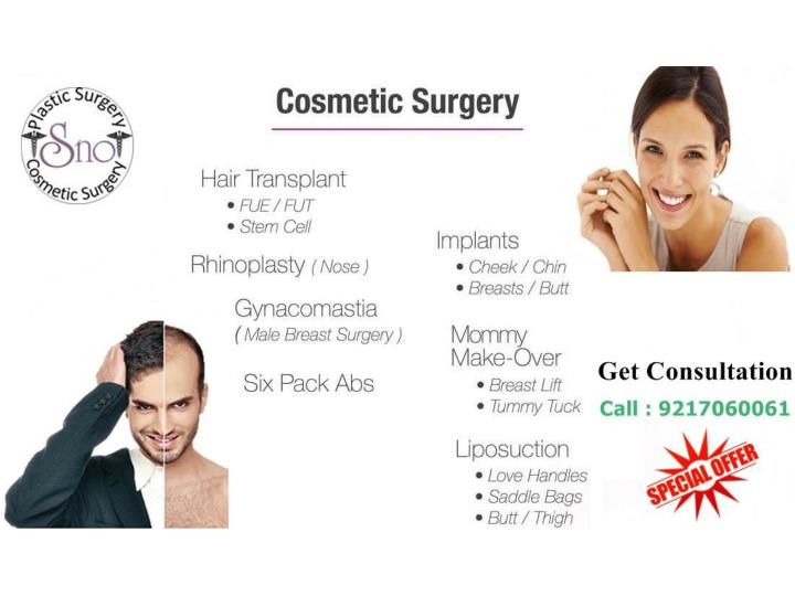 Male breast surgery in ludhiana