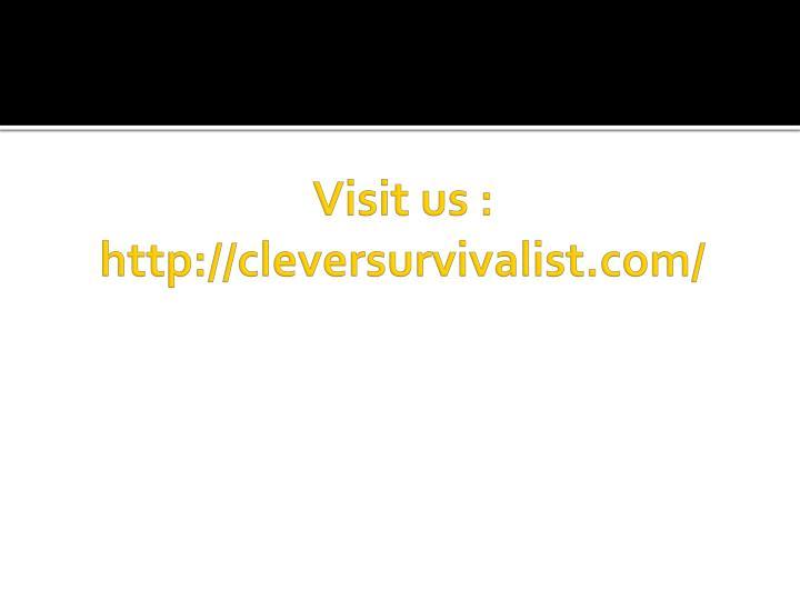 Visit us :
