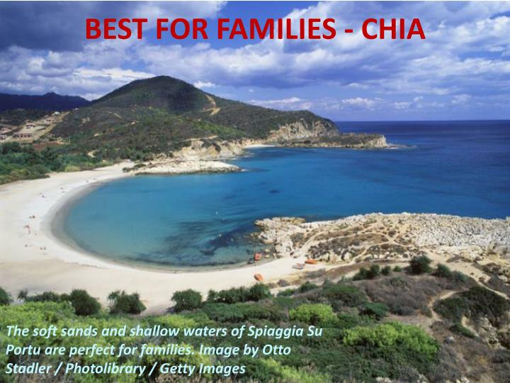 Best for families - Chia