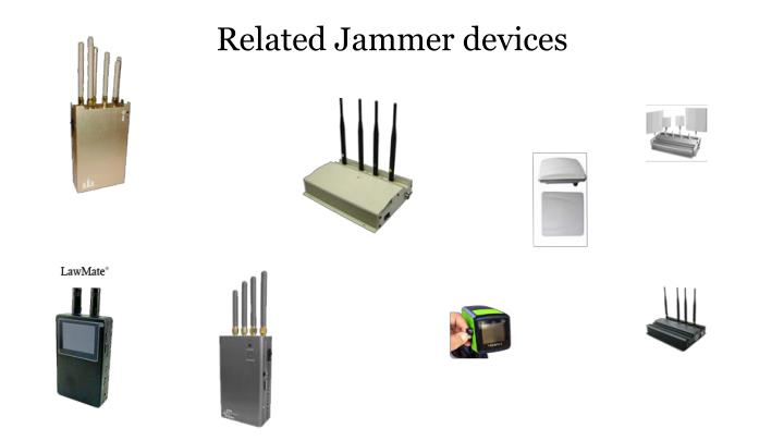 Related Jammer devices