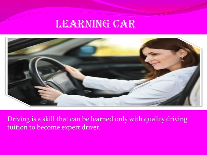 Learning Car