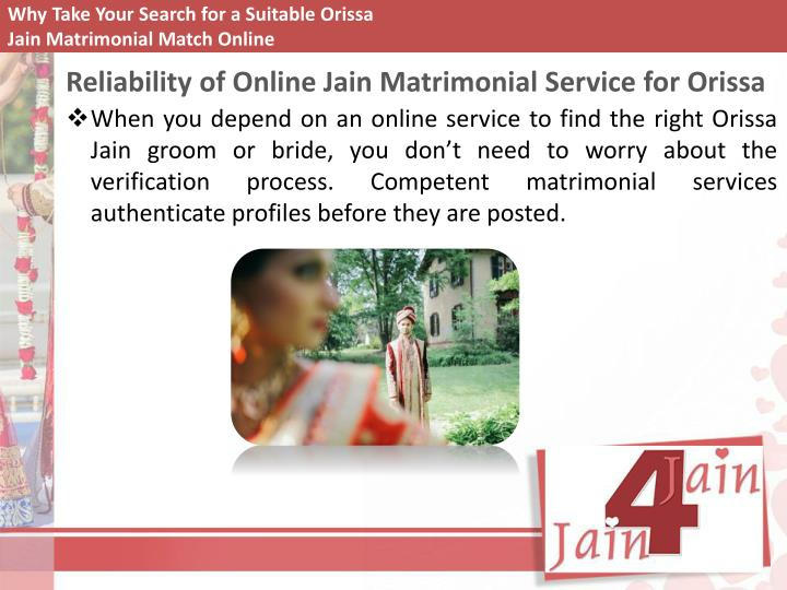 Why take your search for a suitable orissa jain matrimonial match online2