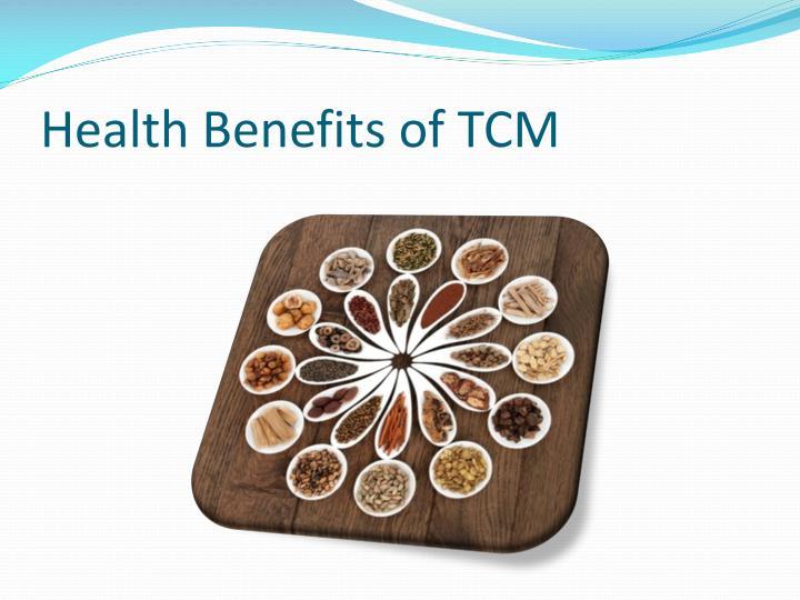 Health Benefits of TCM