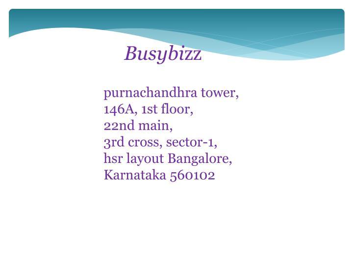 Busybi