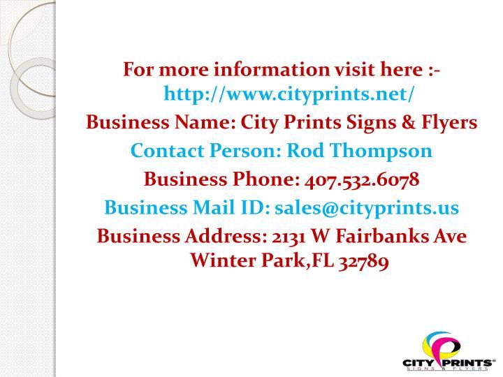 For more information visit here :-