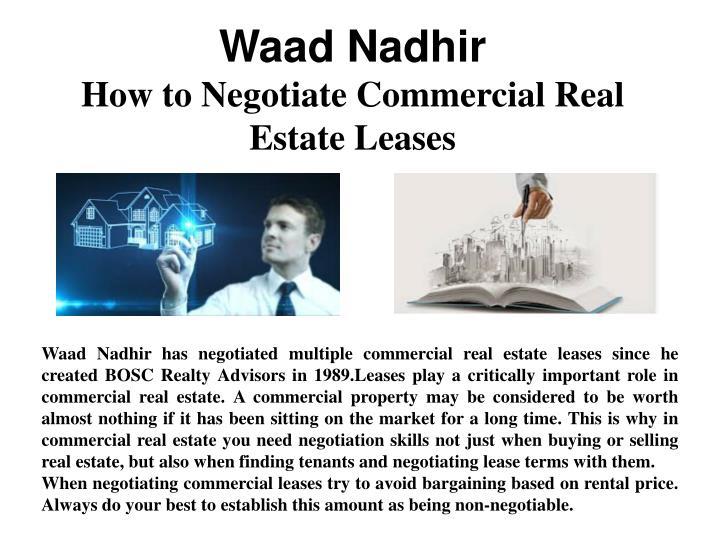 Waad Nadhir