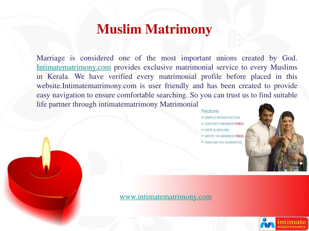 PPT - muslim matrimony PowerPoint Presentation - ID:7434752