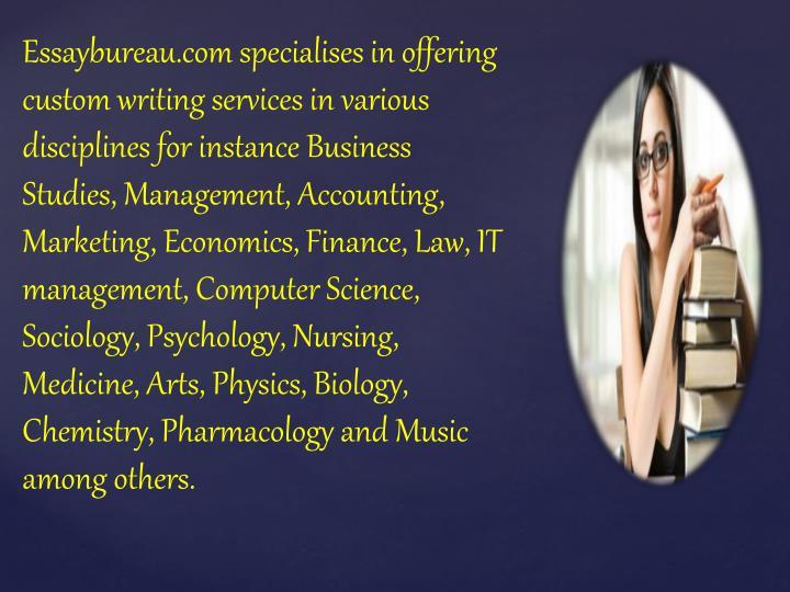 Essaybureau.com
