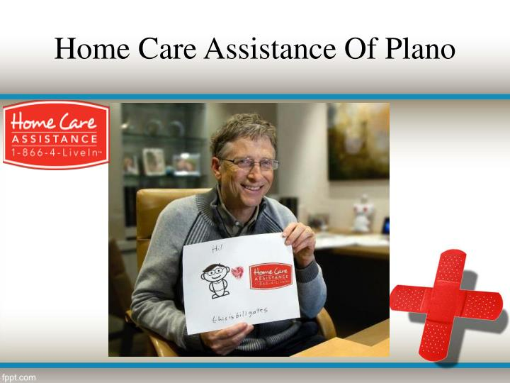 Home Care Assistance Of Plano