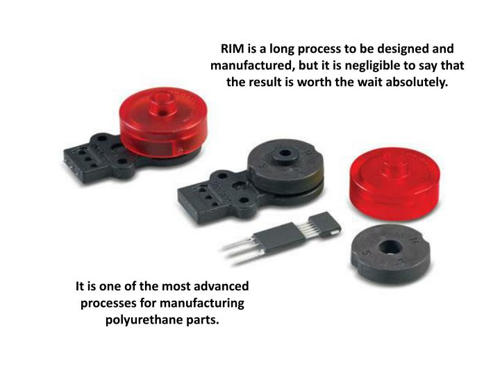 RIM is a long process to be designed and manufactured, but it is negligible to say that the result is worth the wait absolutely.