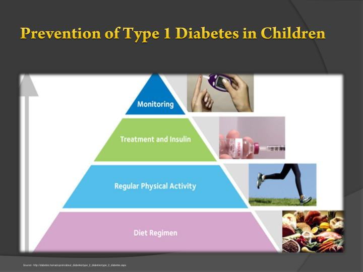 Prevention of Type 1 Diabetes in Children
