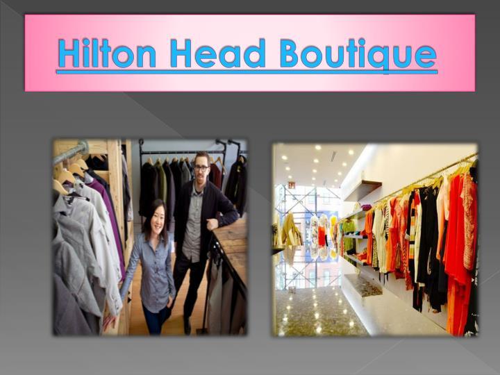 Hilton Head Boutique