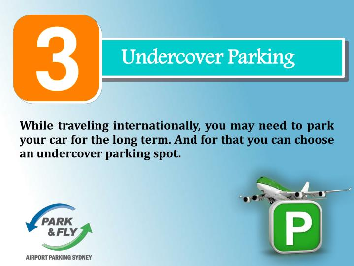 Undercover Parking
