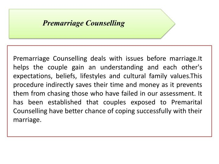 Premarriage