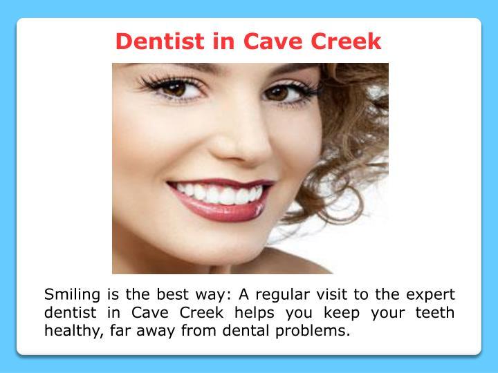 Dentist in Cave Creek