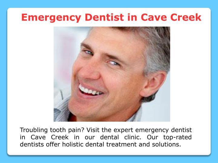 Emergency Dentist in Cave Creek