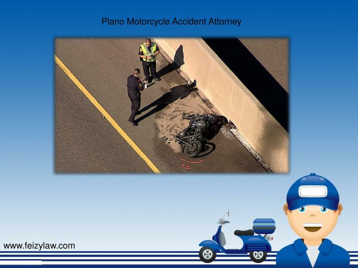 Plano Motorcycle Accident Attorney
