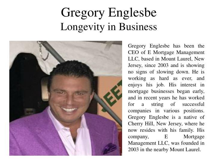 Gregory Englesbe