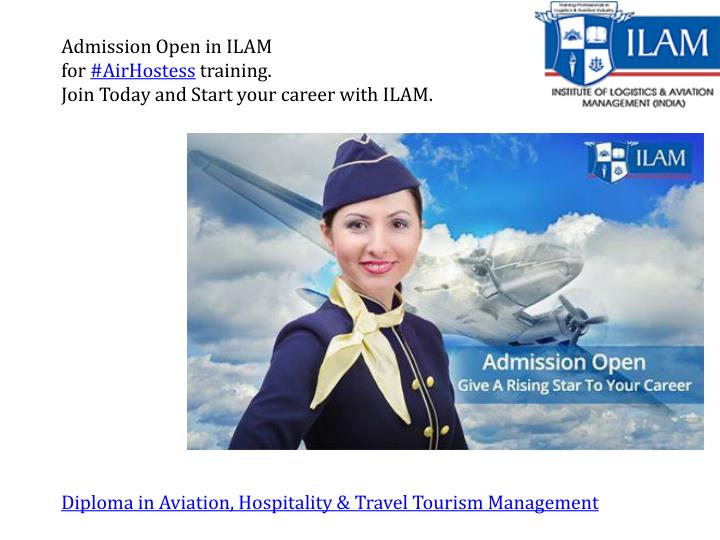 Admission Open in ILAM for