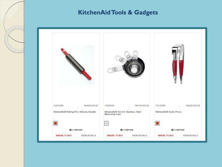 Kitchenaid tools gadgets