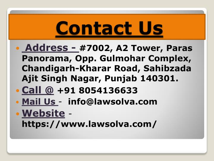 Address -