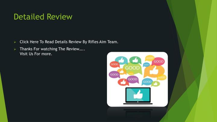 Detailed Review