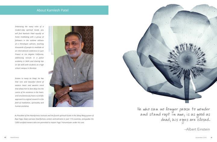 About Kamlesh Patel