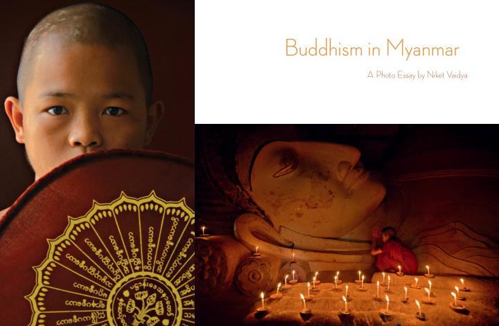 Buddhism in Myanmar