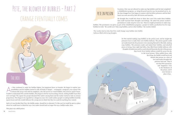 Pete, the blower of bubbles - Part 2